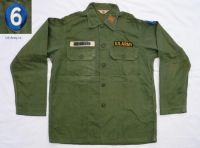 US army shop - OG 107 košile kempka Medium, 6.sbor